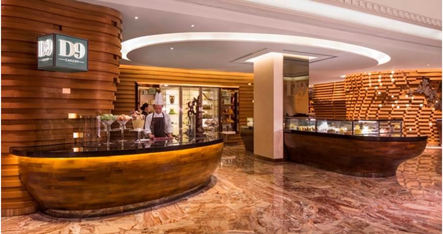 Hilton Singapore Restaurants Lobby Avalon Collective Interior Design